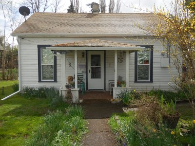 Sheridan Single Family Home For Sale: 358 NW Sherman St