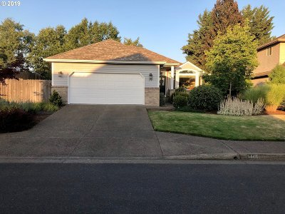 Eugene Single Family Home For Sale: 3191 Queens East St