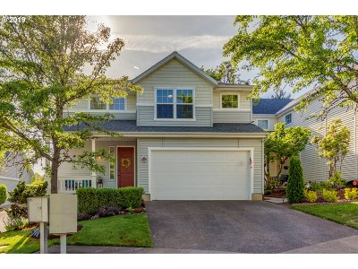 Wilsonville Single Family Home For Sale: 7515 SW Thornton Dr