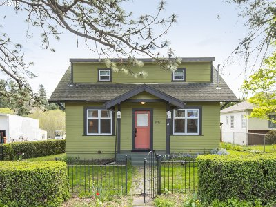 Single Family Home For Sale: 2040 SW 192nd Ave