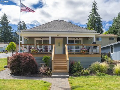 Sherwood Single Family Home For Sale: 15712 SW Willamette St
