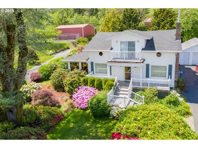 Portland Single Family Home For Sale: 8419 SE Barbara Welch Rd