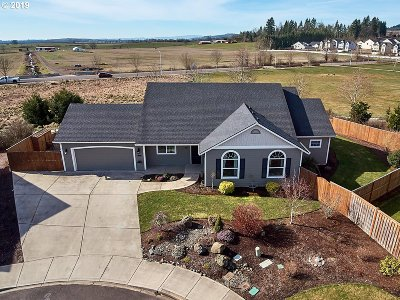 Newberg, Dundee, Mcminnville, Lafayette Single Family Home For Sale: 395 SW Blue Heron Ct