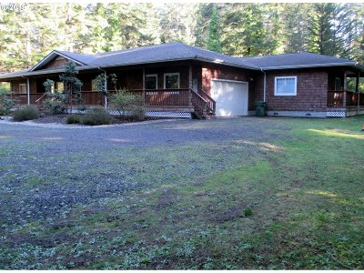 Bandon Single Family Home For Sale: 58552 Jackie Rd