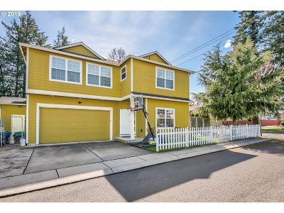 Single Family Home For Sale: 2328 SE 139th Ave