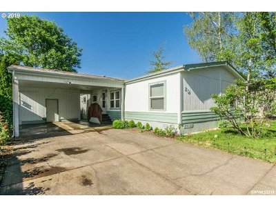 Albany Single Family Home Pending: 777 College Park Dr SW 2