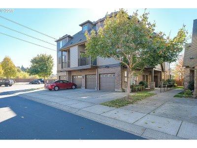 Hillsboro Condo/Townhouse For Sale: 21232 NW Miriam Way
