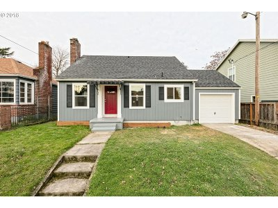 Single Family Home For Sale: 6455 NE 7th Ave