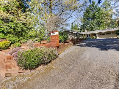Single Family Home For Sale: 2130 Wembley Park Rd