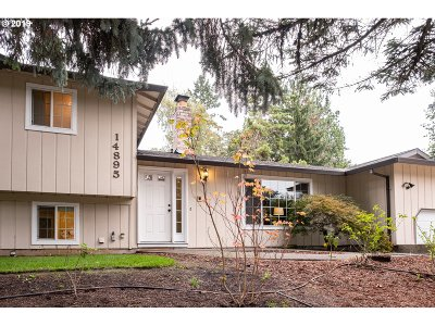 Beaverton Single Family Home For Sale: 14895 SW Bonnie Brae St