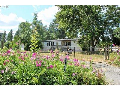 Veneta, Elmira Single Family Home For Sale: 88546 Evers Rd