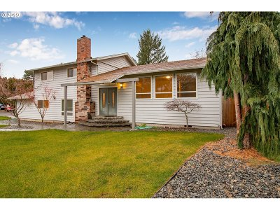 Clark County Single Family Home For Sale: 1607 SE 140th Ct
