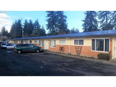 Multi Family Home For Sale: 2414 SE 143rd Ave