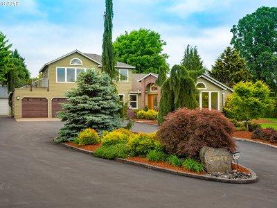 Ridgefield WA Single Family Home For Sale: $850,000