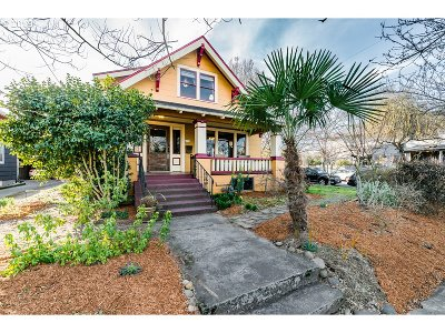 Single Family Home For Sale: 4741 NE 18th Ave