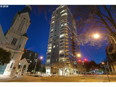 Condo/Townhouse For Sale: 1500 SW 11th Ave #1501