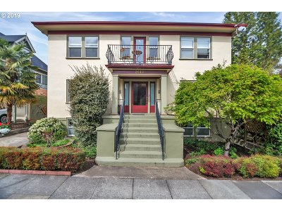 Portland Condo/Townhouse For Sale: 2049 NW Overton St #2