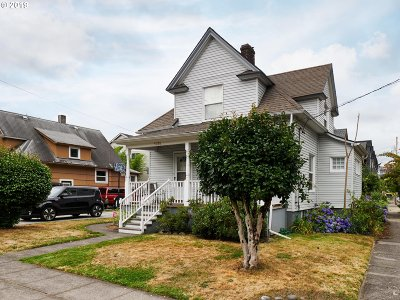 Portland Single Family Home For Sale: 5035 N Montana Ave