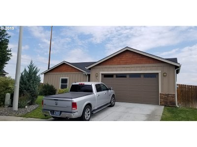 Hermiston Single Family Home For Sale: 376 NW Crestview Ct