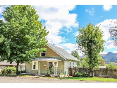 Sutherlin Single Family Home For Sale: 274 E Sixth Ave