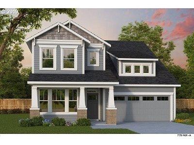 Hillsboro Single Family Home For Sale: 3428 SE 68th (Lot 215) Ave
