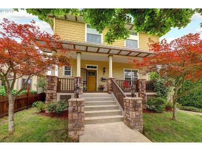 Single Family Home For Sale: 526 NE Prescott St