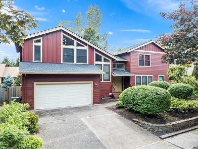 Beaverton Single Family Home For Sale: 12920 SW Scout Dr