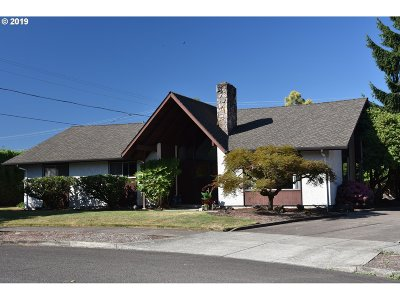 Keizer Single Family Home Pending: 6271 11th Ave