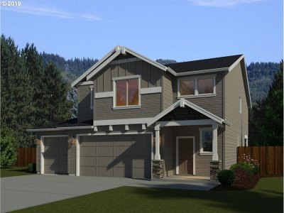 Canby Single Family Home For Sale: 2221 SE 11th Ave #Lot45