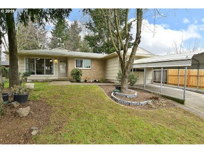 Vancouver Single Family Home For Sale: 6104 NE 37th St