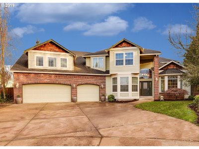 Felida Single Family Home For Sale: 13521 NW 49th Ave