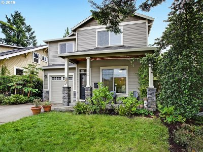 Single Family Home For Sale: 4840 NE 7th Ave