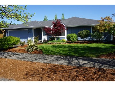 Single Family Home For Sale: 7282 B St