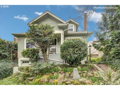 Single Family Home For Sale: 4118 NE Senate St