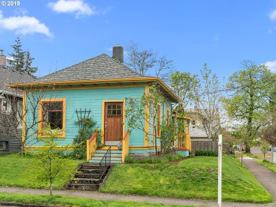 Single Family Home For Sale: 5135 NE 25th Ave