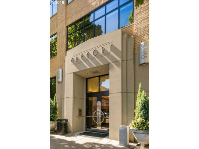 Northwest Heights, Pearl, Old Town, Arlington Heights, Sylvan Highlands, Sylvan, Highlands, Forest Heights Condo/Townhouse For Sale: 420 NW 11th Ave #920
