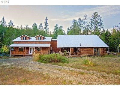 Sutherlin Single Family Home For Sale: 16037 Nonpareil Rd