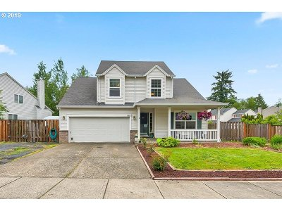 St. Helens Single Family Home For Sale: 58850 Evergreen Loop