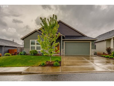 Washougal Single Family Home For Sale: 3175 45th St