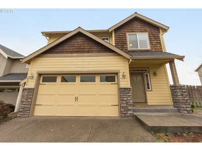 Newberg Single Family Home For Sale: 2536 Crater Ln