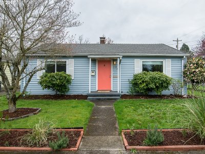 Single Family Home For Sale: 3305 SE 69th Ave