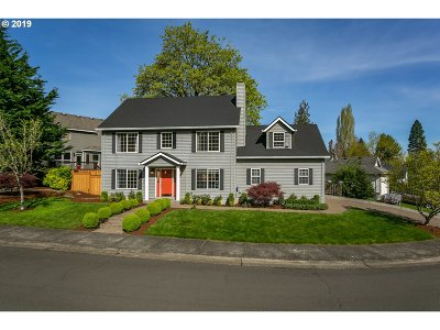 Tigard Single Family Home For Sale: 12567 SW 114th Ter