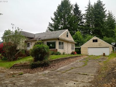 Cowlitz County Single Family Home For Sale: 527 Nevada Dr