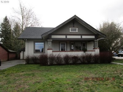 Canby Single Family Home For Sale: 377 SW 3rd Ave