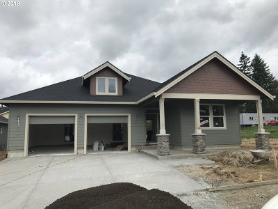 Oregon City Single Family Home For Sale: 16225 Wright Flyer Ln #Lot36