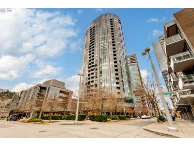 South Waterfront/John Ross Condo/Townhouse For Sale: 3601 SW River Pkwy #2805