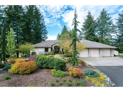 Battle Ground WA Single Family Home For Sale: $815,000