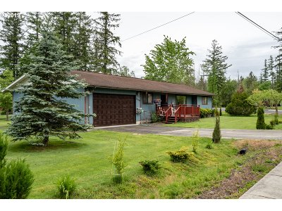 Cowlitz County Single Family Home For Sale: 359 Hall Rd