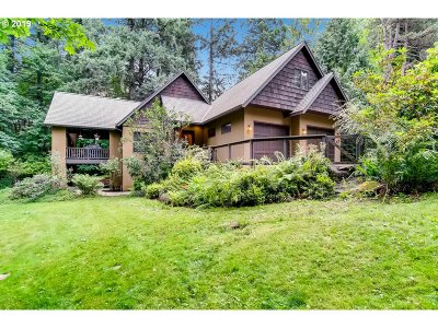 Lake Oswego Single Family Home For Sale: 1369 Andrews Rd