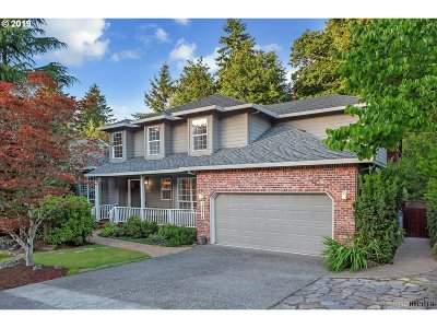 Tigard Single Family Home For Sale: 13350 SW Hillshire Dr